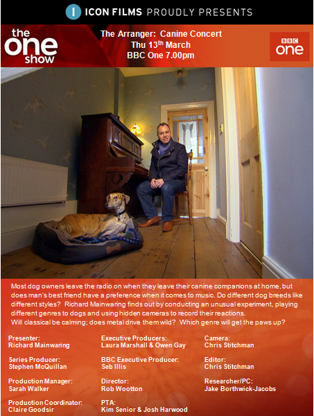 bbc one show